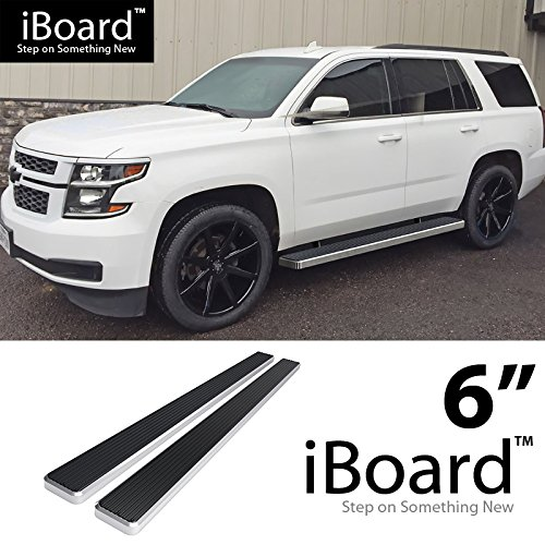 - Off Roader 2000-2018 Chevy Tahoe 4Dr (Excl. Z71) & GMC Yukon 4Dr & 01-17 Cadillac Escalade 4Dr (Excl. ESV/EXT) (Nerf Bar | Side Steps) 6
