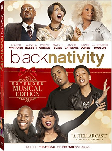 Black Nativity Extended Musical Edition -  DVD, Rated PG, Forest Whitaker