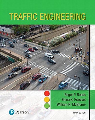 Traffic Engineering (5th Edition) (What's New in Engineering)