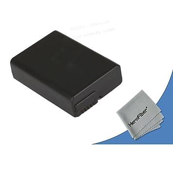 HeroFiber Nikon D5200 Battery  1800mAh   EN EL14