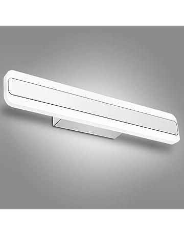 Lampes pour miroir de salle de bain | Amazon.fr