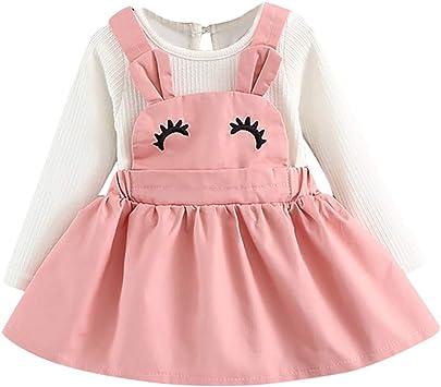 Newborn Infant Girl Floral Faux Fur Vest Princess Dress Set Outfit Outwear CA