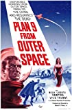 Plan 9 From Outer Space (1959) - 11 x 17  - Style A