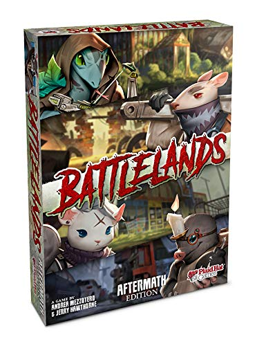 Aftermath Hat - Plaid Hat Games Battlelands Card Game