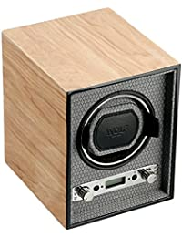 Wolf Designs 453828 Meridian Module 2.7 Single Blonde Watch Winder