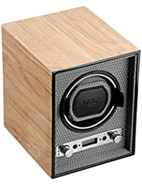 Wolf Designs Unisex Meridian Module 2.7 Single Blonde Watch Winder 453828