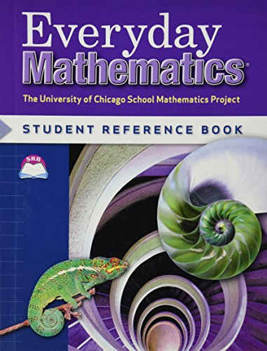 Everyday Mathematics: Student Reference Book, Grade 6