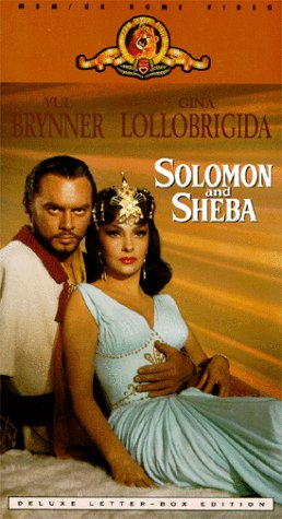 Solomon and Sheba - Widescreen - Fresno Mall
