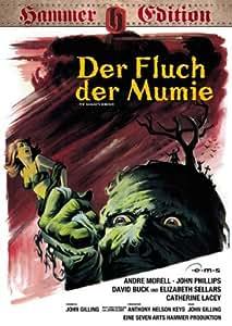 Der Fluch der Mumie (Hammer-Edition) [Alemania] [DVD]
