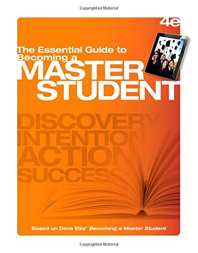 By Dave Ellis The Essential Guide to Becoming a Master Student (4th Fourth Edition) [Paperback]