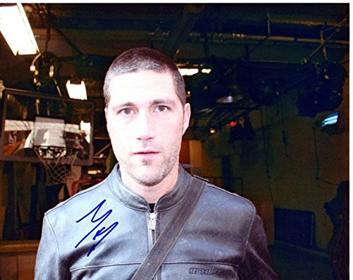 Matthew Fox Signed Autographed 8x10 Lost Photo UACC RD - Fox Matthew Signed Photo