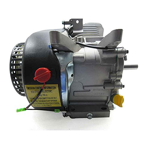 BSP 196cc OHV Black Engine