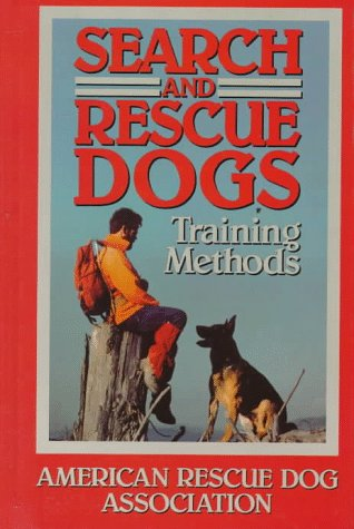 Search Rescue Dogs Training Methods