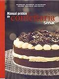 capa de Manual pratico de confeitaria Senac