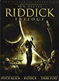 Riddick: Trilogy (Pitch Black / The Chronicles of Riddick: Dark Fury / The Chronicles of Riddick)