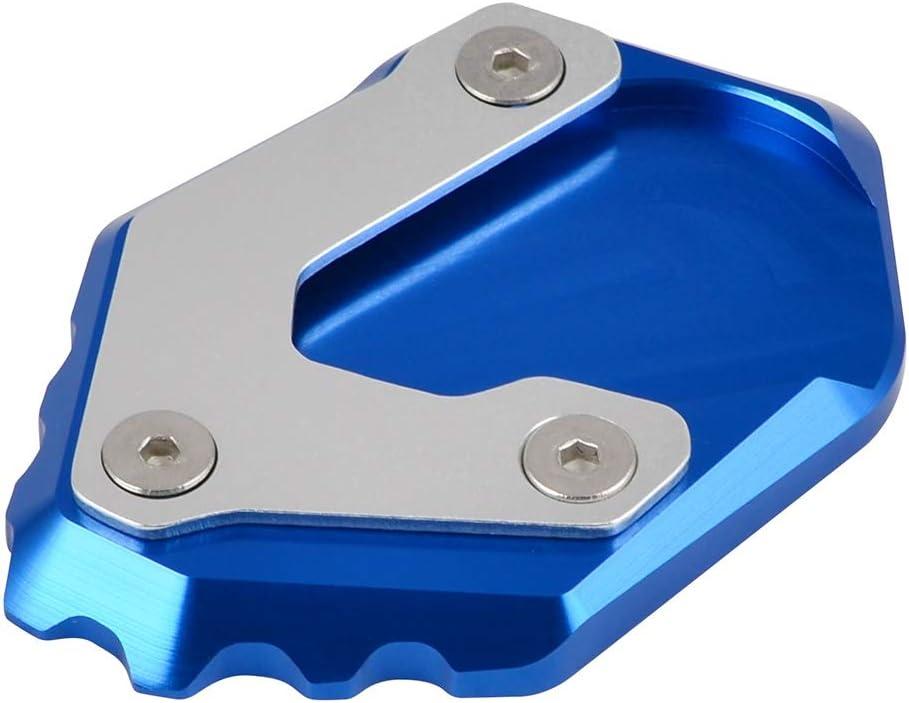 RONGLINGXING Pieces de Sport Motorise B/équille B/équille Pad plaque dextension For BMW R1200GS LC R 1200GS R 1200 GS LC 2013-2015 2016 2017 2018 Agrandir soutien Pad Color : Blue