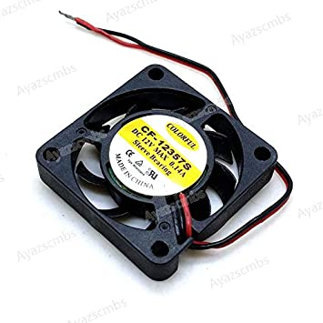 Ayazscmbs enfriamiento Ventilador Compatible para Colorful 3507 CF ...