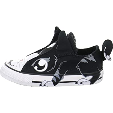 Converse Unisex Kids  Chuck Taylor CTAS Creatures Ox Low-Top Sneakers 17242cd04