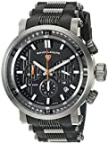 Swiss Legend Men's 'Dragonet' Swiss Quartz Stainless Steel Casual Watch (Model: 13838SM-GM-01-OA)