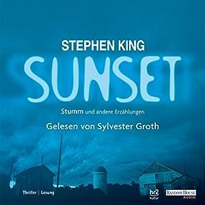 Sunset. Stumm und andere Erzählungen Hörbuch