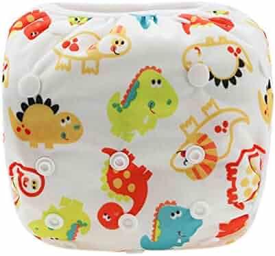 42d207f491 Winsummer Baby Adjustable Reusable Swim Diaper Waterproof Swim Wear for Baby  & Newborn