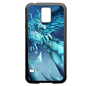 Anivia-004 League of Legends LoL case cover for Samsung Galaxy S5 - Rubber Black