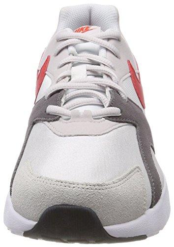 Habanero da Gun Red White Nike Pantheos 004 Uomo Smoke Grey Vapste Scarpe Ginnastica Grigio BwFnS