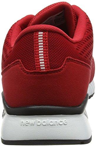 New Balance Herren Mrl005v1 Sneaker Rot (Admiral Red)