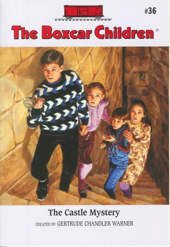 The Castle Mystery - Book #36 of the Boxcar Children
