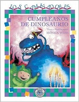 Cumpleanos de dinosaurio / Dinosaur Birthday (Spanish ...