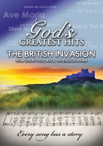 God's Greatest Hits: The British Invasion (DVD) The History Behind the (Bacchus Music Book)