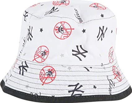 Image Unavailable. Image not available for. Color  New York Yankees Newborn  and Infant Mascot Bucket Hat b3c4c214086