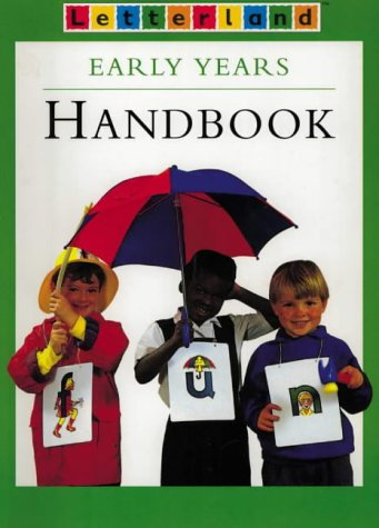 Book cover from Early Years Teachers Guide (Letterland)by Judy Manson