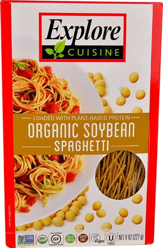 2 Spaghetti (Explore Cuisine Organic Soybean Spaghetti -- 8 oz - 2 pc)