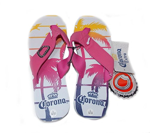 Corona Womens Sandal Bottle Opener