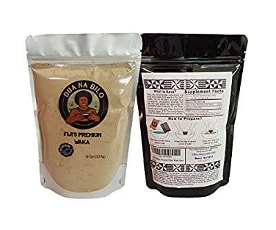 Dua Na Bilo Premium Fijian Waka Kava Root Powder