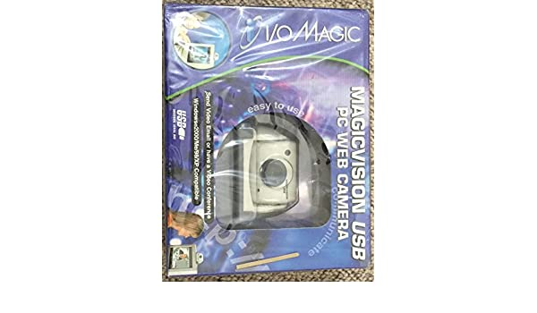 MAGICVISION WEB CAM WINDOWS XP DRIVER