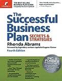 The Successful Business Plan: Secrets & Strategies (Successful Business Plan Secrets and Strategies)