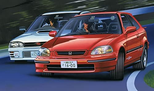 Max 48% OFF Fujimi TOHGE-13 Free shipping on posting reviews Honda Miracle Civic SIR Scale II 1 Kit 24