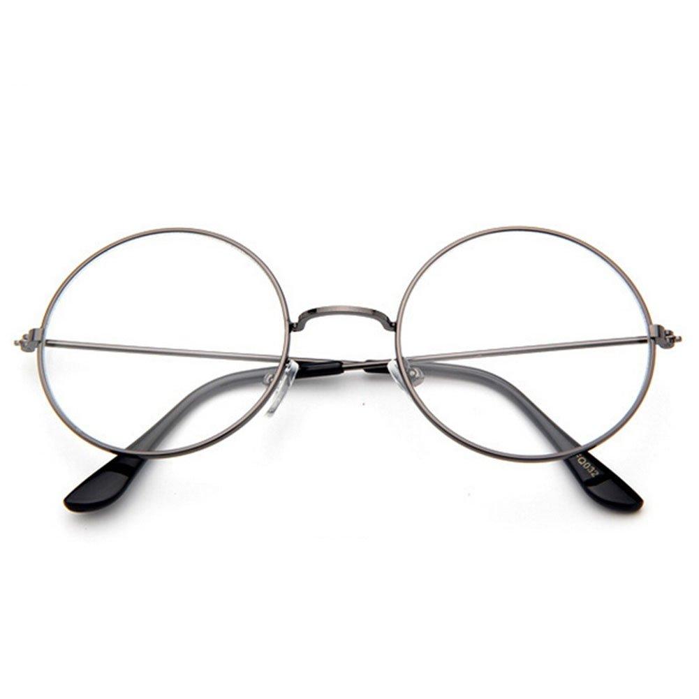 Juleya Occhiali da lettura Occhiali da lettura Occhiali da lettura Occhiali da vista Geek/Nerd per Uomini Donne X170104YJJ1105-U