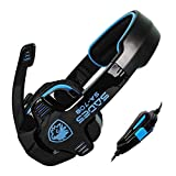 SADES SA-708 Stereo Gaming Headphone Hea