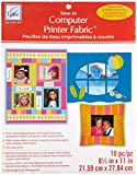 Computer Printer Fabric - 10 pack