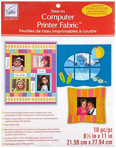 (Computer Printer Fabric - 10 Pack)