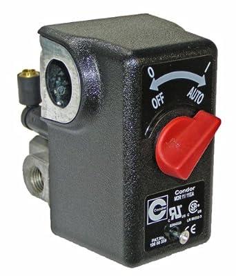 Craftsman 919184192 Air Compressor Replacement Pressure Switch # A17374