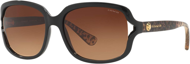 Coach Womens L149 Sunglasses (HC8169) Plastic