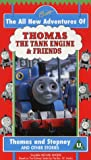 Thomas The Tank Engine and Friends: Thomas And Stepney And Other Stories [VHS] [1995]