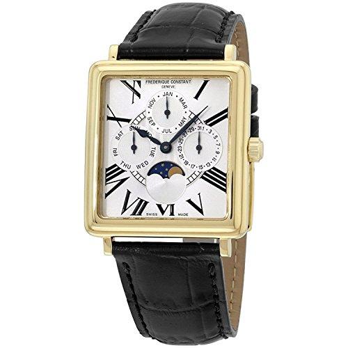Frederique Constant Classics Moonphase Men's Quartz Watch - 265MS3C4