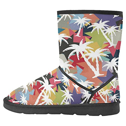 Snow Stivali Da Donna Di Interestprint Stivali Invernali Comfort Dal Design Unico Multi 22