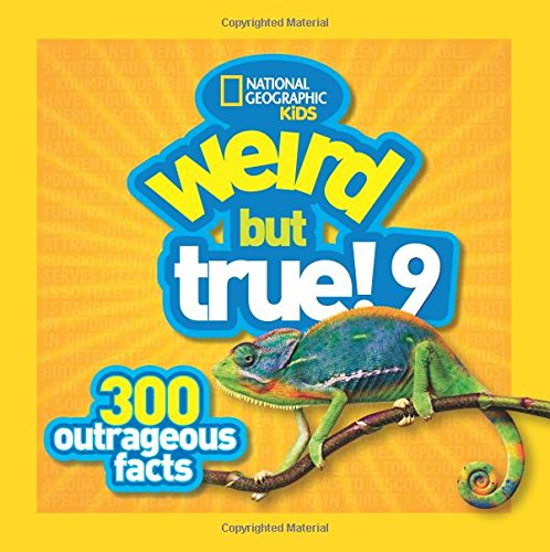 Weird But True 9 cover