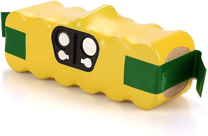 Reoben 14.4V 4500mAh Ni-MH batería para iRobot Roomba 500 510 520 530 532 535 540 545 550 552 555 560 562 570 580 581 582 585 595 600 610 620 630 631 650 660 700 760 770 780 790 800 870 880 900: Amazon.es: Hogar
